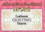 Add-A-Line Continued MORE Quilting Patterns