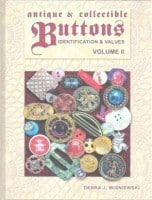 Antique & Collectible Buttons Vol 11