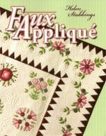 Faux Applique by Helen Stubbings