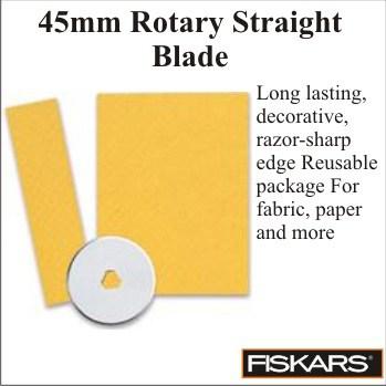 Fiskars 45mm blade