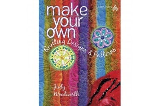 Make your own quilting designs