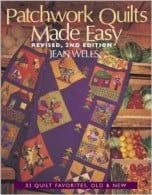 Patchwork quilts made easy - Jean Wells