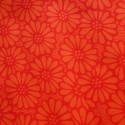 Orange Daisy Precut