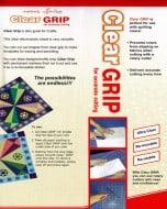 Clear Grip - Lge