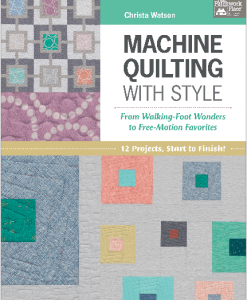 MachineQuiltingwithStyle