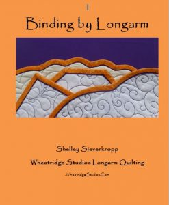 Binding by Longarm book