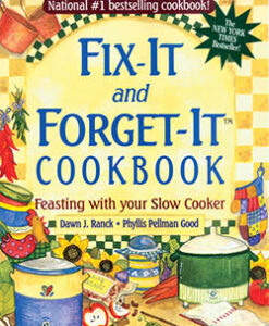 Fix It & Forget It Cookbook