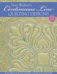 Hari Walner's Continuous Line Quilting Designs