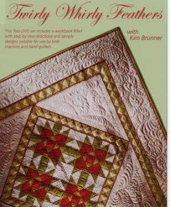 Twirly Whirly Feathers Workbook/DVD