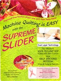 Supreme Free-motion Slider